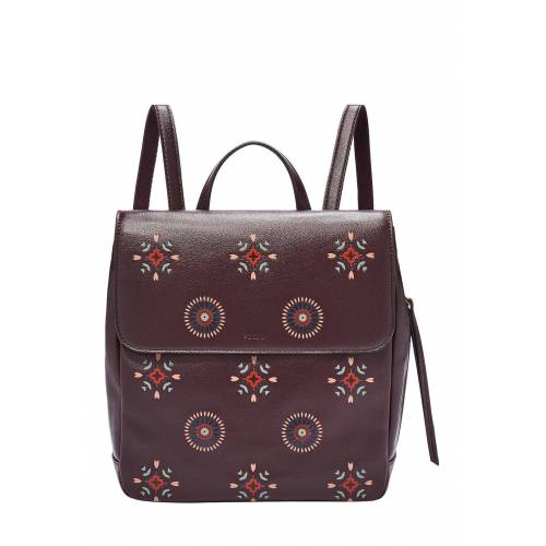 Fossil Rucksack Claire, B25,4 x H27,9 x T8,9 cm lila