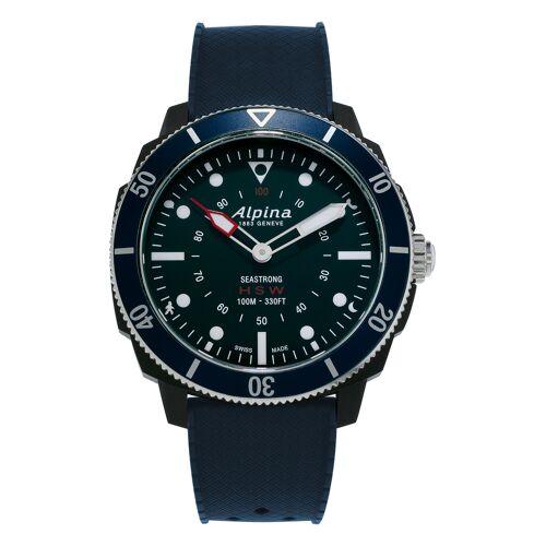Alpina Smartwatch Seastrong, Bluetooth blau