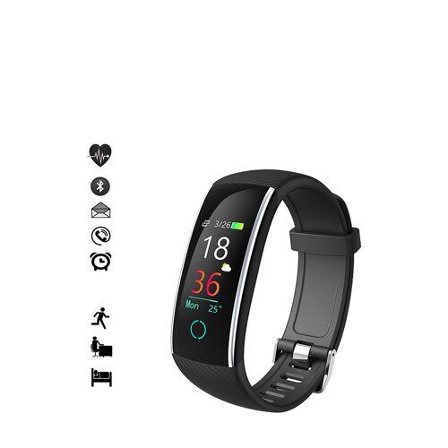 Platyne Smartwatch, B4 x L25 x H1 cm schwarz