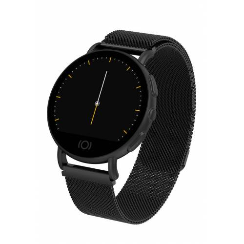 Platyne Bluetooth-Smartwatch, B27,8 x H4,2 x T1 cm schwarz