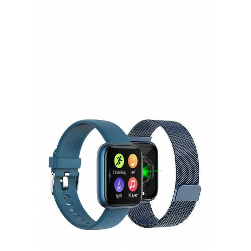 Smart Case Smartwatch, Bluetooth, inkl. Wechselarmband