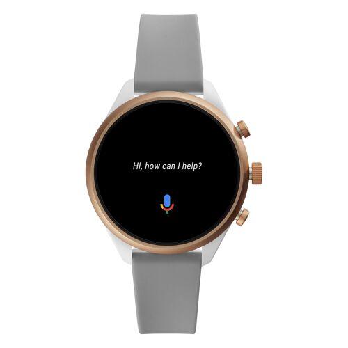 Fossil Smartwatch grau