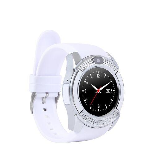 Inki High Tech Smartwatch weiß
