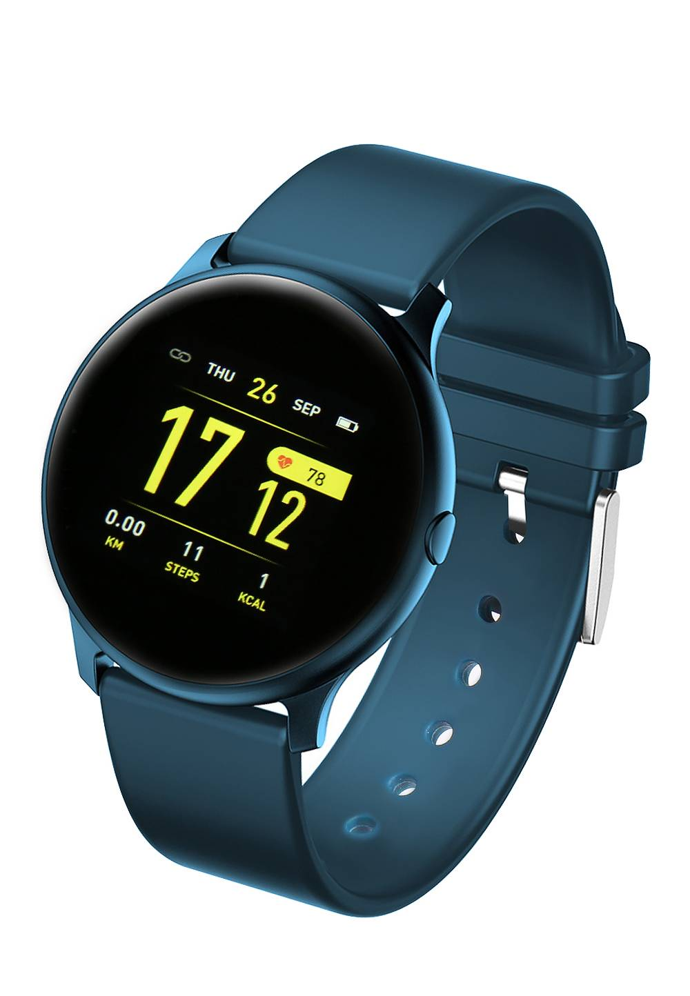 Platyne Multisport Smartwatch WAC 79 blau