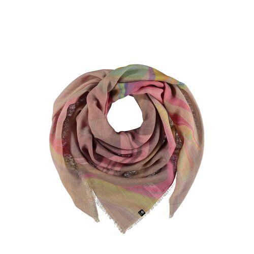 Fraas Tuch, L110 x B110 cm rosa