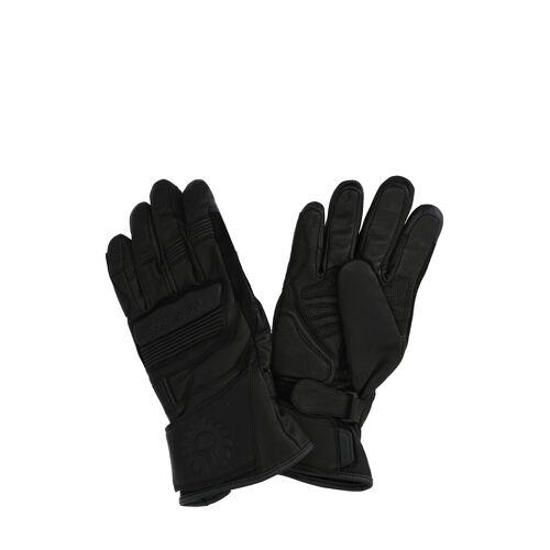 Belstaff Motorrad-Handschuhe Corgi, Leder, schwarz