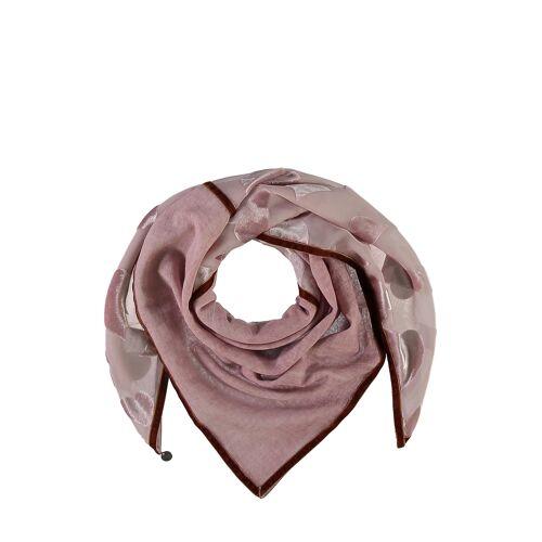Fraas Tuch, L84 x B84 cm rosa