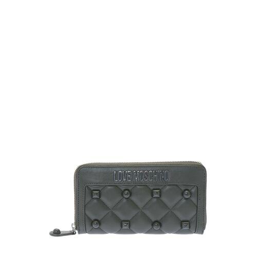 Love Moschino Portemonnaie, B20 x H10 x T3 cm grün