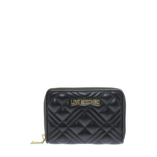 Love Moschino Portemonnaie, B10 x H9 x T3 cm schwarz