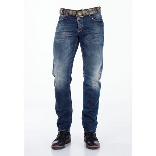 Cipo & Baxx Jeans, Regular Fit blau