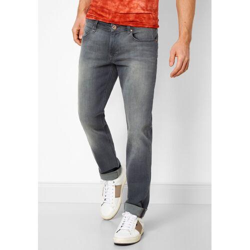 PADDOCK'S Paddocks Stretch-Jeans Dean grau