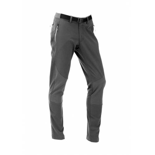Maul Softshell-Trekkinghose Waxenstein grau