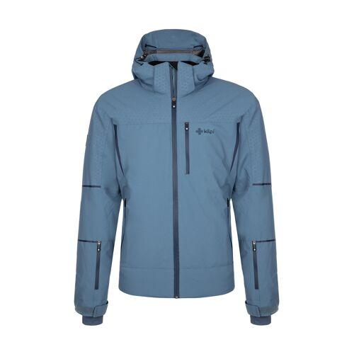 Kilpi Ski-Jacke Tonn, Kapuze blau