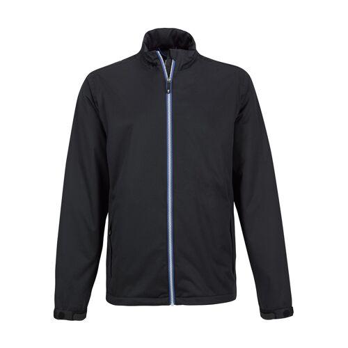 Golfino Jacke, Stehkragen blau