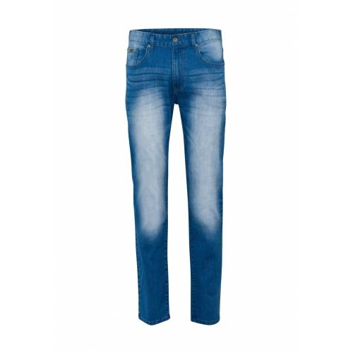 Roadsign Australia Jeans, Straight Leg blau