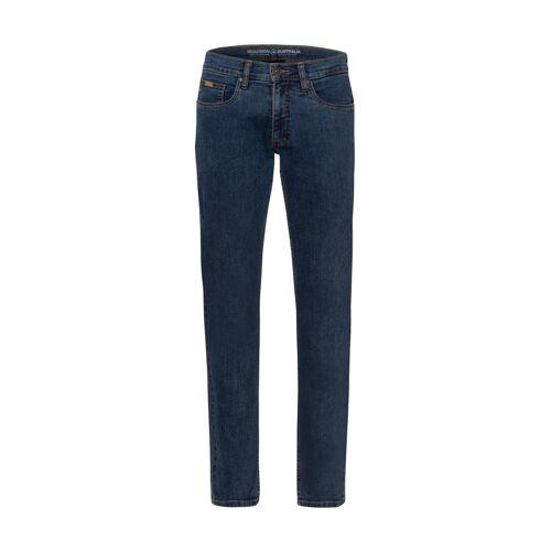 Roadsign Australia Stretch-Jeans blau
