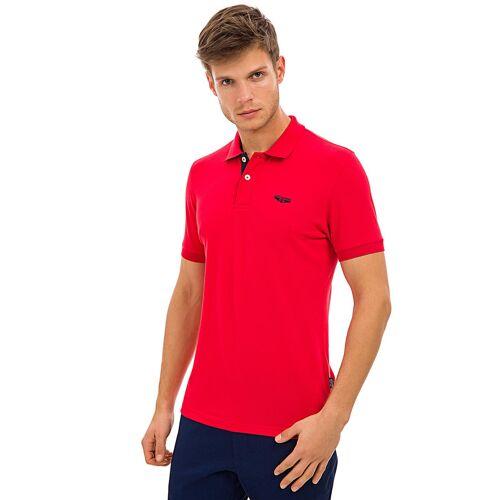 Galvanni Polo-Shirt Groningen rot