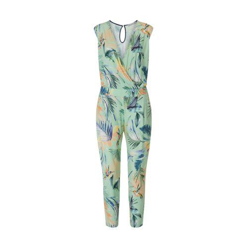 Betty & CO Jumpsuit, ärmellos, V-Ausschnitt grün
