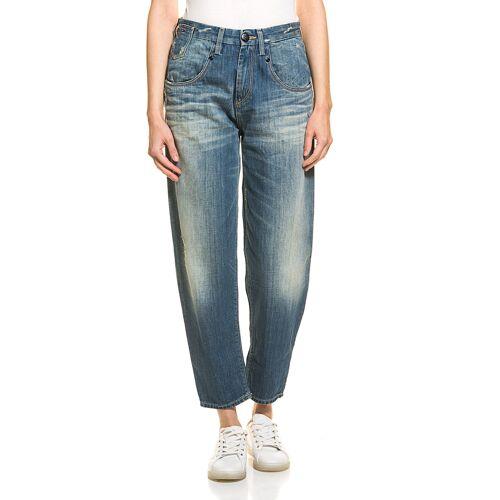 Tommy Hilfiger Jeans Lotus, Boyfriend Fit blau