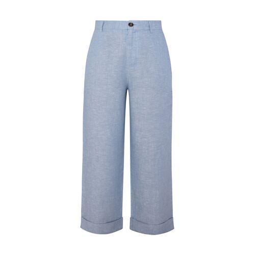 Pepe Jeans Hose Ali, Flared Leg blau