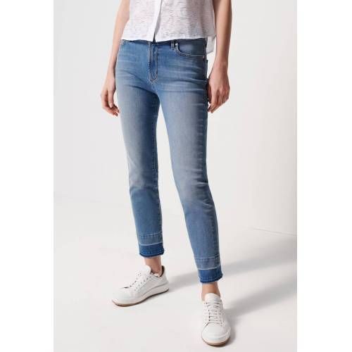 Someday Stretch-Jeans Cadey blau