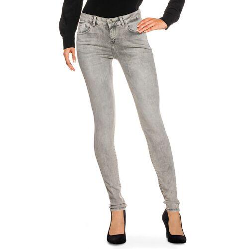 LTB Jeans Stretch-Jeans Daisy, Slim Fit grau