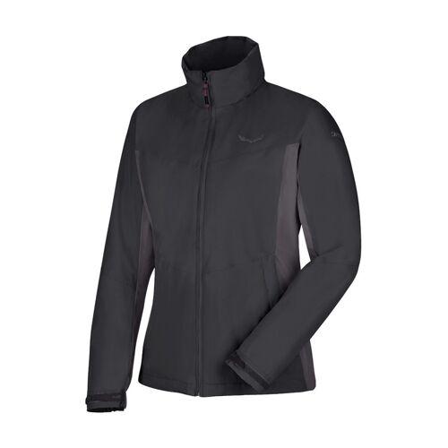 Salewa Outdoor-Jacke, Atmungsaktiv schwarz