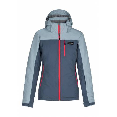 Kilpi Ski-Jacke Flip, Kapuze blau