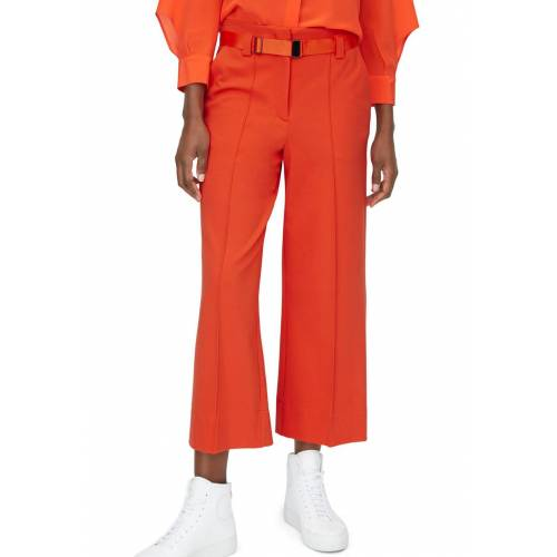 Marc O'polo Hose, Relaxed Fit rot