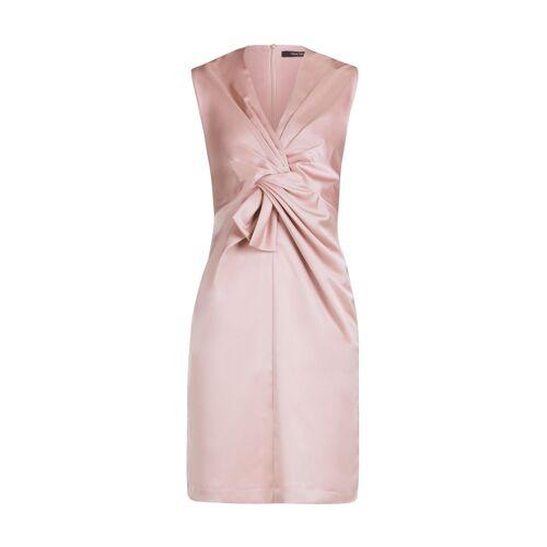 Vera Mont Abendkleid, ärmellos, V-Ausschnitt rosa