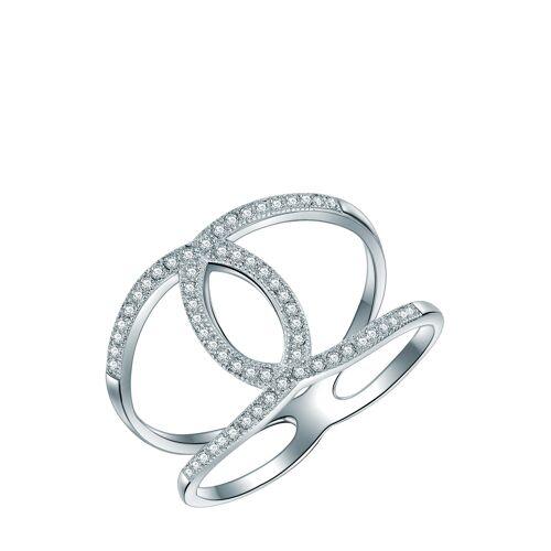 Highstreet Ring, 925 Sterlingsilber, Zirkonia