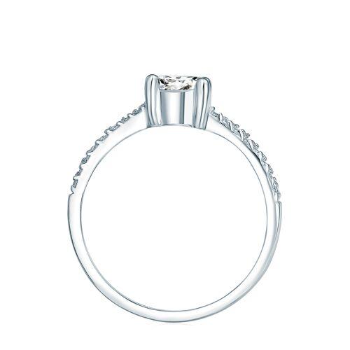 Clara Copenhagen Ring, 925 Sterlingsilber, Zirkonia