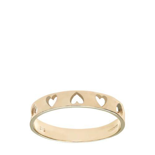 Rinani Ring, 375 Gelbgold
