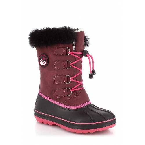 Kimberfeel Snow-Boots Kayla, gefüttert rosa