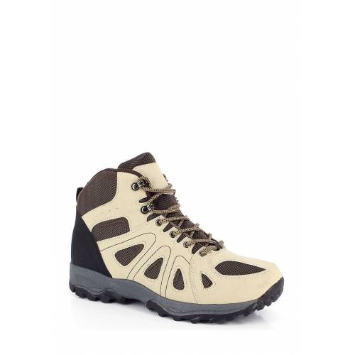 Kimberfeel Trekking-Boots Hido, knöchelhoch, beige