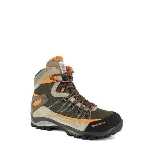 Kimberfeel Trekking-Schuhe Todorka braun