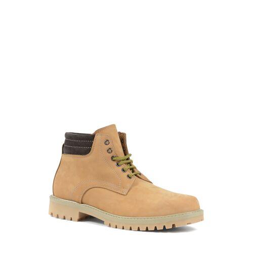 19V69 Italia Boots, Leder beige