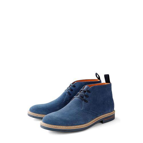 Denbroeck Desert-Boots Water St., Leder, blau
