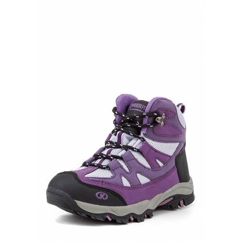 Kimberfeel Trekking-Boots Kamet lila