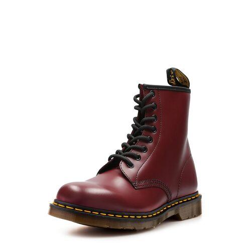 DR. Martens Boots 1460 Dmc, Leder, dunkelrot