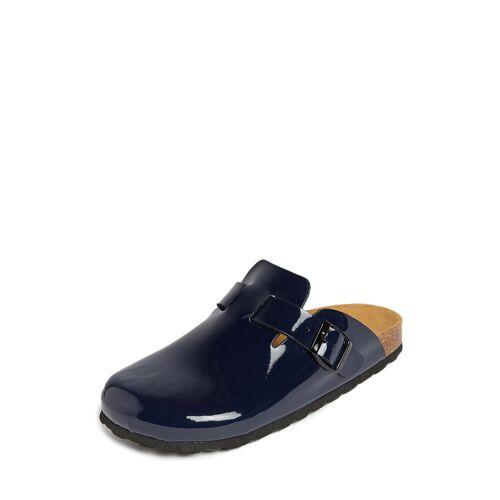 Mandel Clogs Noe blau