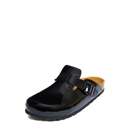 Mandel Clogs Noe schwarz