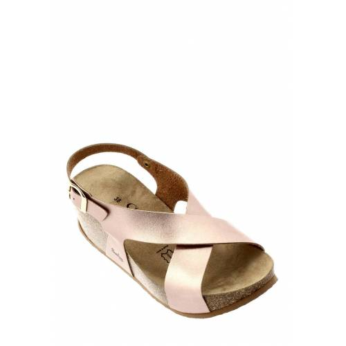 Sunbay Keil-Sandaletten, Absatz 6 cm, rosa