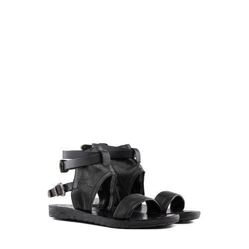 Replay Sandalen, Leder schwarz