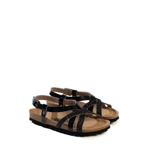 Backsun Sandalen Veracruz schwarz