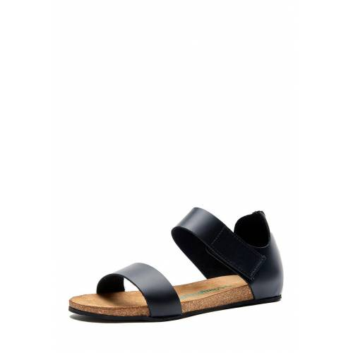 Comfortfüsse Sandalen Occa, Leder schwarz