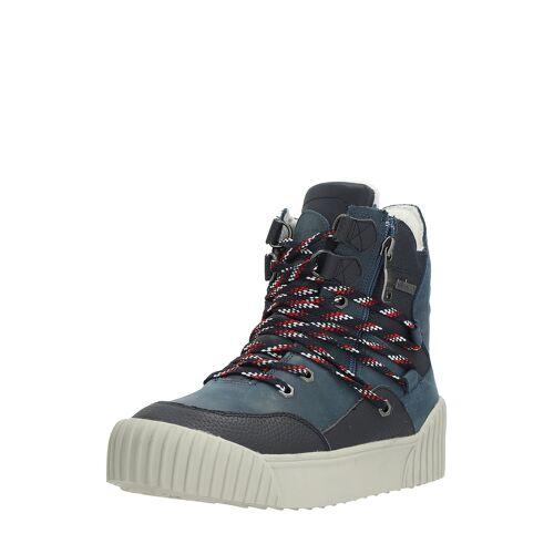 Pajar Boots Riva, Leder, blau