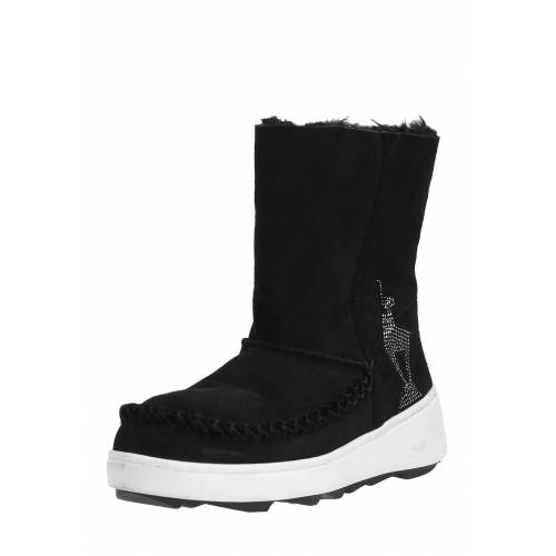 Högl Boots, Leder, schwarz