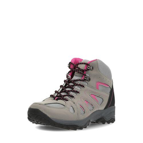 Kimberfeel Trekking-Boots Hido, knöchelhoch, grau/pink