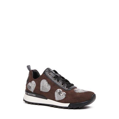 Love Moschino Sneaker, braun